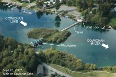 CowichanLakeWeir-labelled