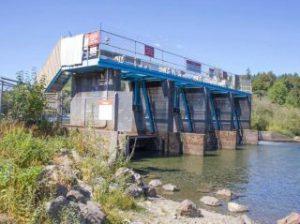 Cowichan Lake Weir