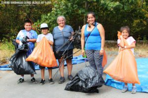 family river cleanup