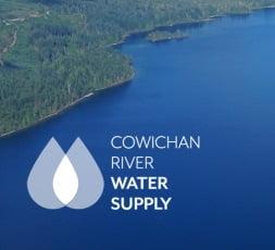 Cowichan River Water Supply logo